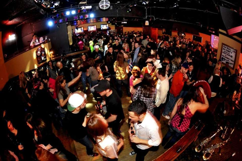 The Nutty Irishman in Farmingdale draws crowds to
