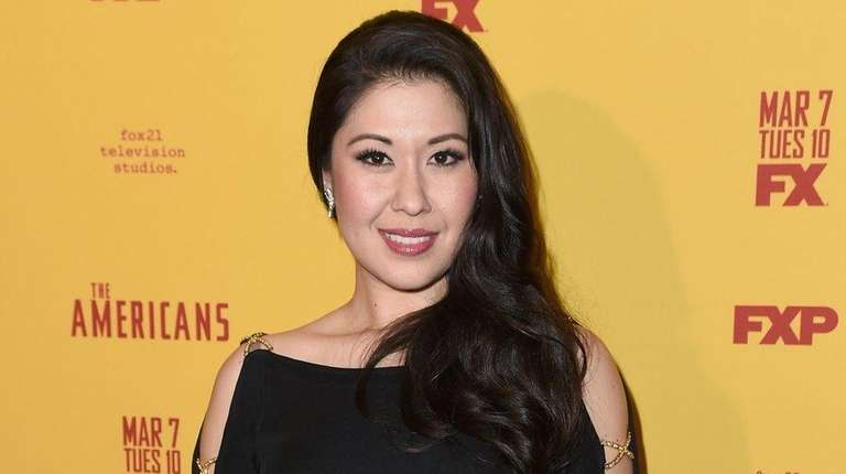 Ruthie Ann Miles attends