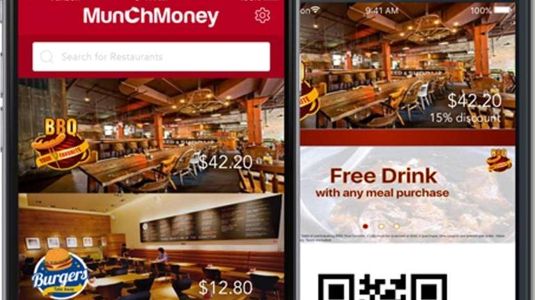MunchMoney, a West Islip-based marketing platform that connects