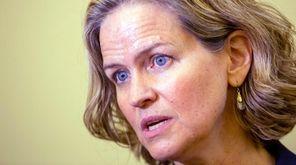 Nassau County Executive Laura Curran on Wednesday, Jan.