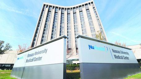 Nassau University Medical Center in East Meadow, N.Y.
