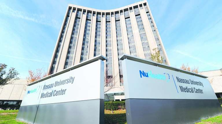 Nassau University Medical Center in East Meadow, N.Y.