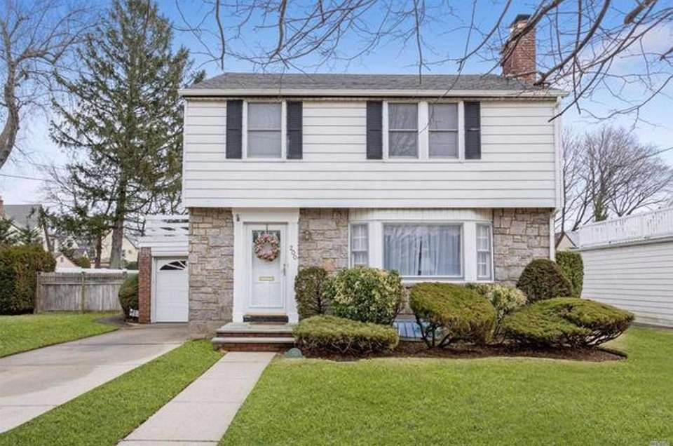 This West Hempstead Colonial has three bedrooms and
