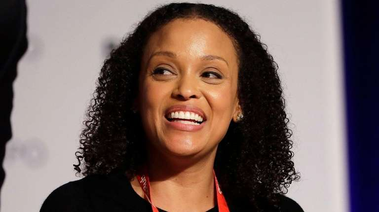 Author Jesmyn Ward is one of 16 authors