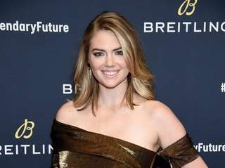 Kate Upton in New York on Feb. 22,