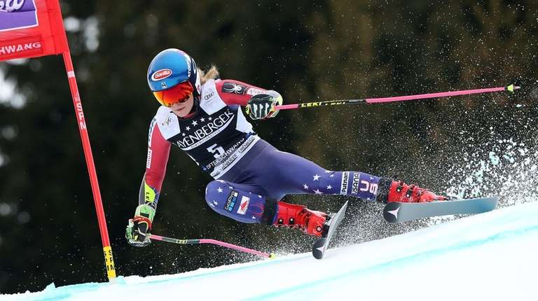 Mikaela Shiffrin wraps up second consecutive overall World Cup title
