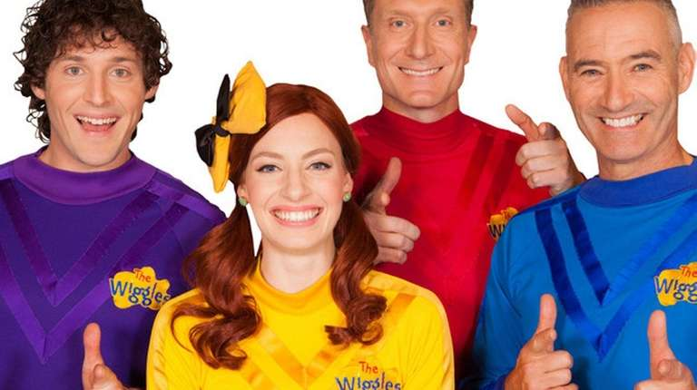 The Wiggles will perform at NYCB Theater at