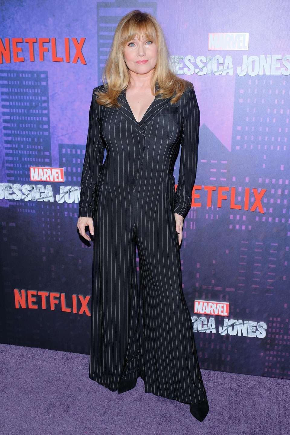 Actress Rebecca De Mornay attends the