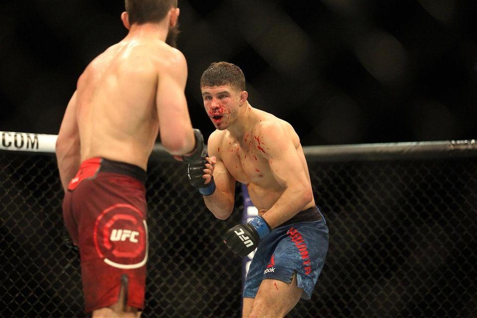 Date: April 7, 2018 Location: Barclays Center Main