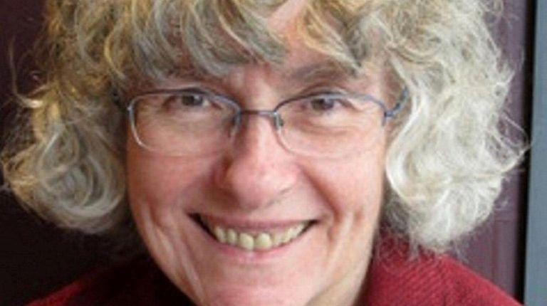 The Rev. Linda Anderson, Stony Brook Unitarian Universalist