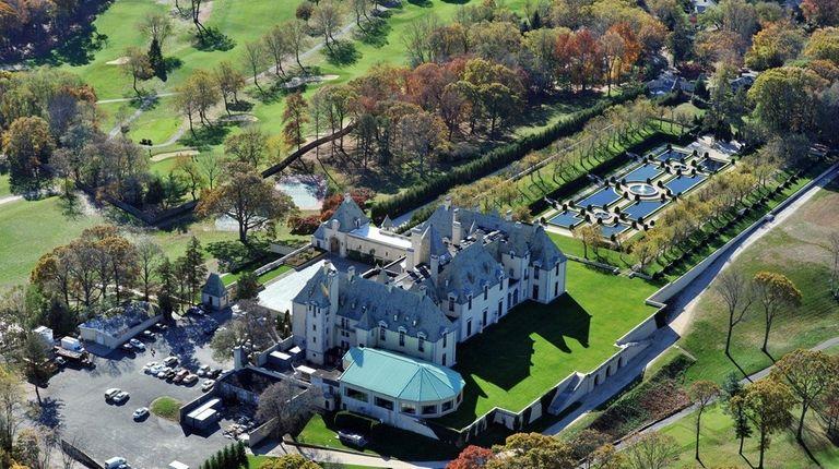 Oheka Castle in Huntington, N.Y.