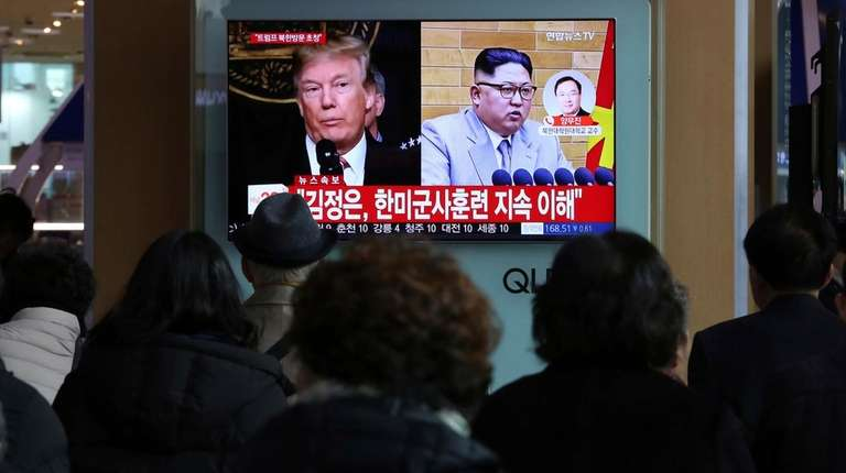 White House: No meeting with Kim without 'concrete actions'