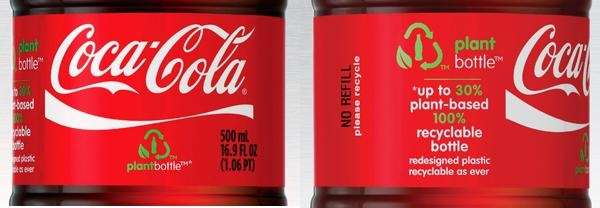 Is Coca-Cola going green?