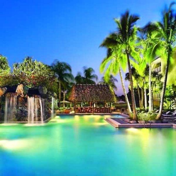 Hyatt Regency Bonaventure in Weston, Florida .... for