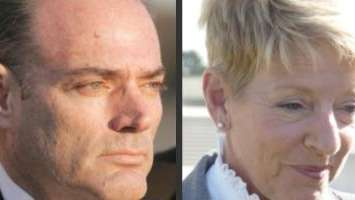 Ex DHB executives David Brooks and Sandra Hatfield
