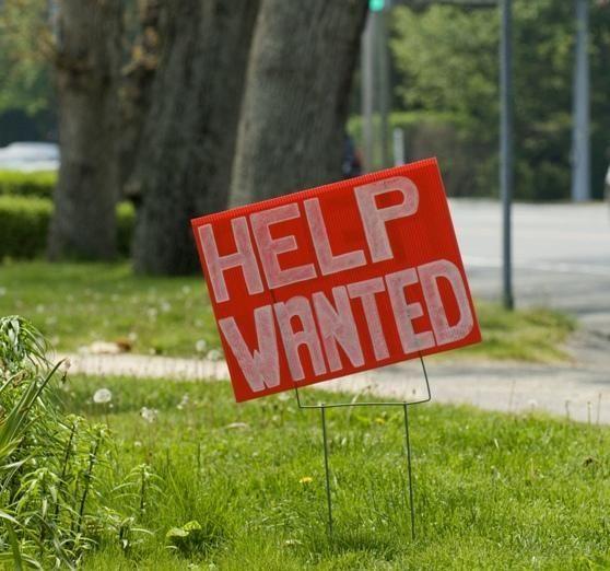 Amagansett, NY - 5/26/07 - Help Wanted sign