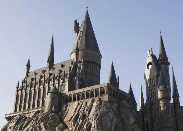 A first look at Universal Orlando Resort's Hogwarts