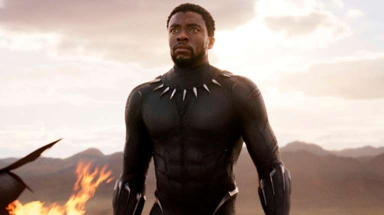 'Black Panther' tops box office in Disney-dominant weekend