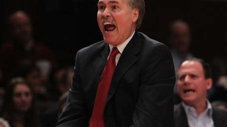 Head coach of the New York Knicks, Mike