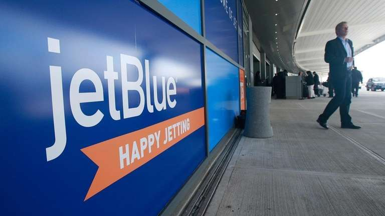 The new JetBlue terminal at Kennedy Airport opened