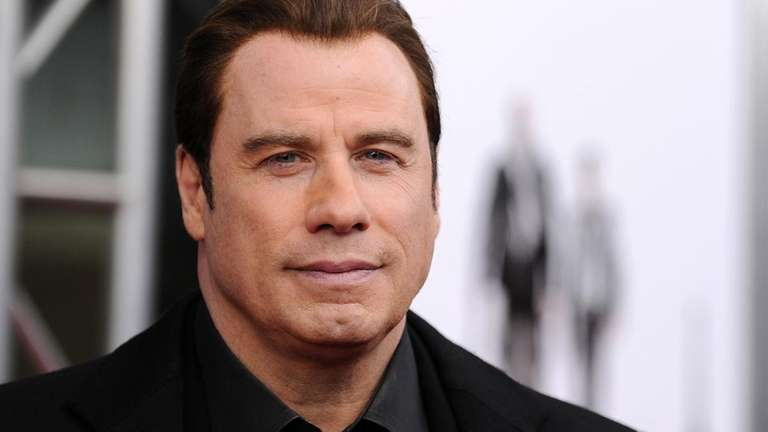 Actor and producer John Travolta is best known