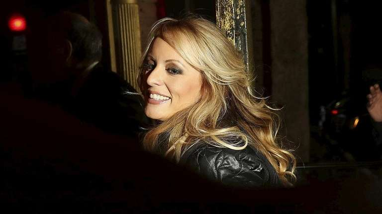 Stormy Daniels says Trump scandal good for business