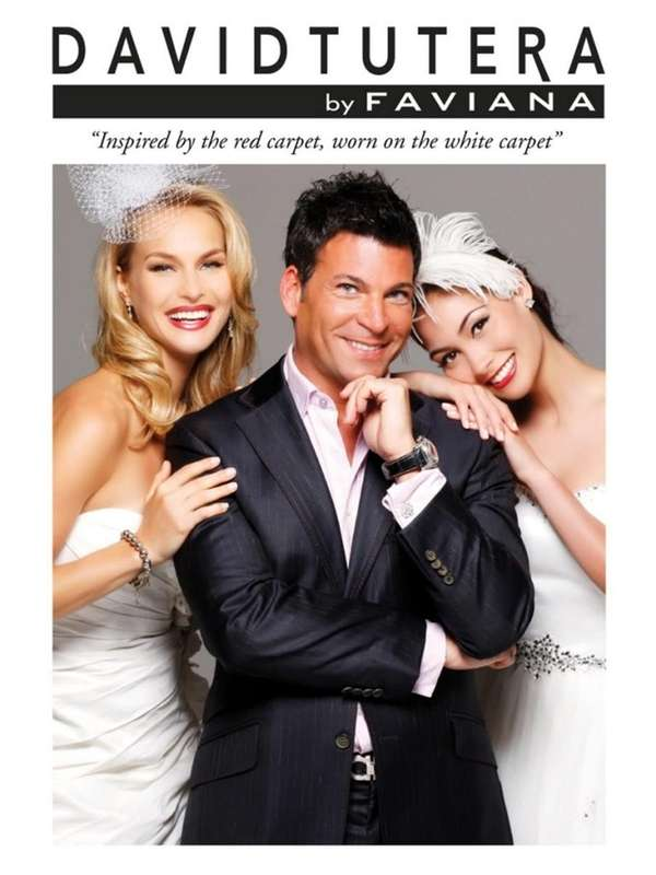 Pictured: David Tutera, celebrity wedding planner and host