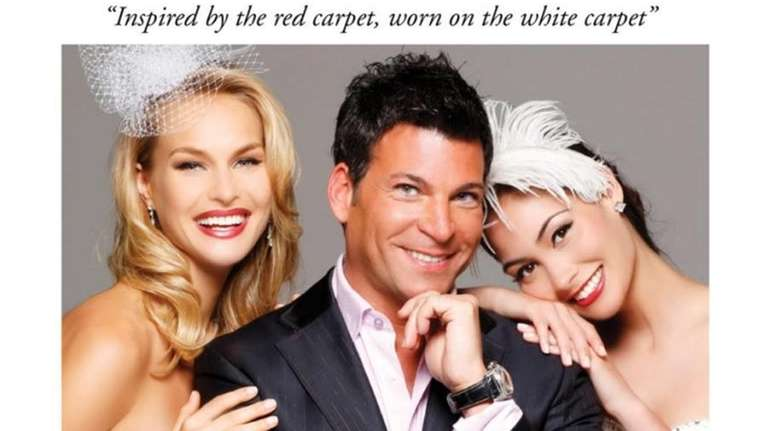 Pictured: David Tutera, celebrity wedding planner and host