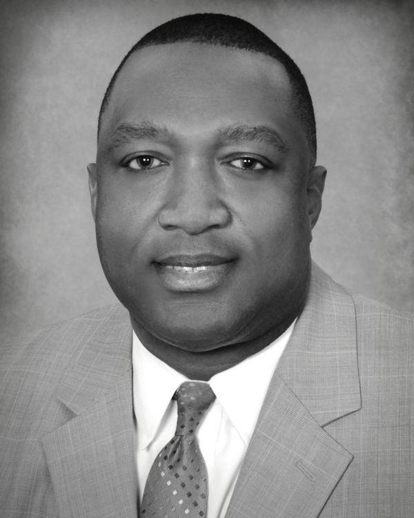 Undated handout photo of Dr. Shaun L. McKay,