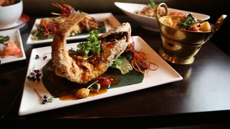 Tum Thai owner and chef Tsana Kigpiayoom explains
