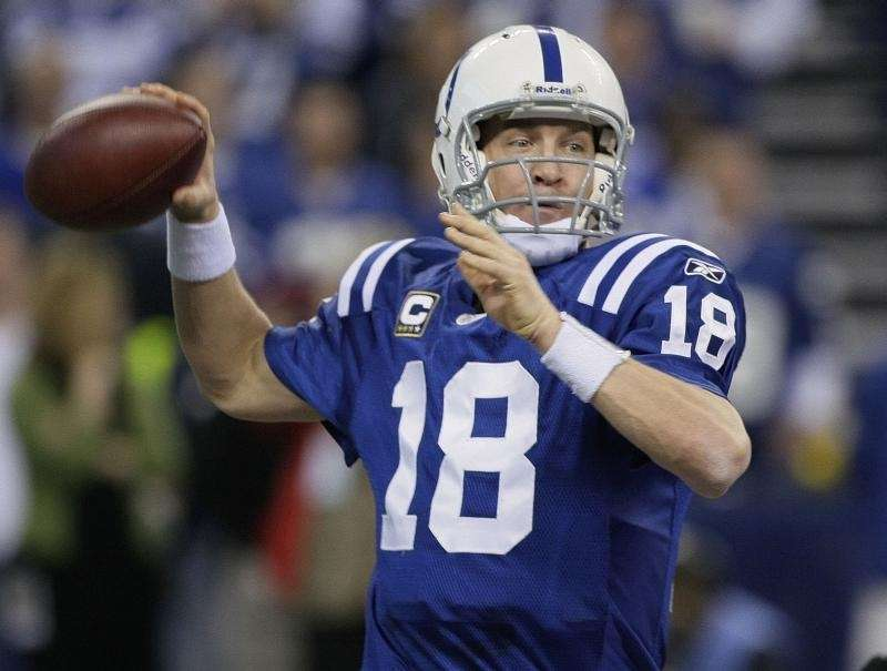 1998: PEYTON MANNING, QB, Indianapolis Colts Let's not