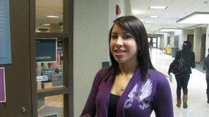 Alexis Garcia, 20, OF Baldwin transferred to SUNY