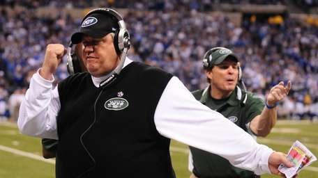 Rex Ryan apologized Sunday for making an obscene