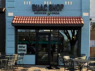 Guac Shop Mexican Grill has opened in Garden