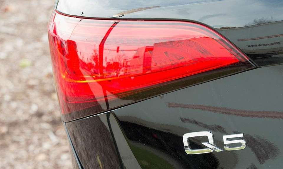 Like the A6, the Q5 was picked as