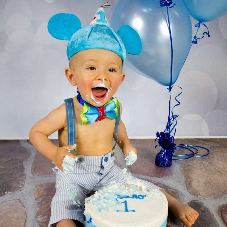 Your babys first year Photo shoots smash cakes more Newsday