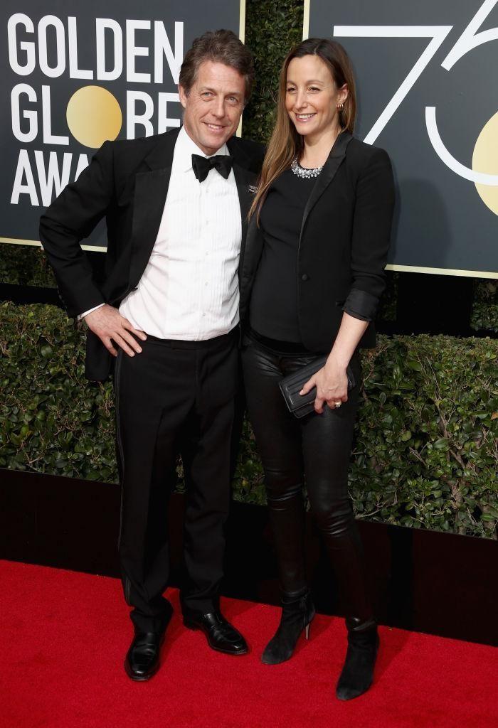 Hugh Grant's former girlfriend Elizabeth Hurley told E!