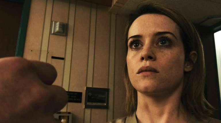 Claire Foy stars as Sawyer Valentini in Steven