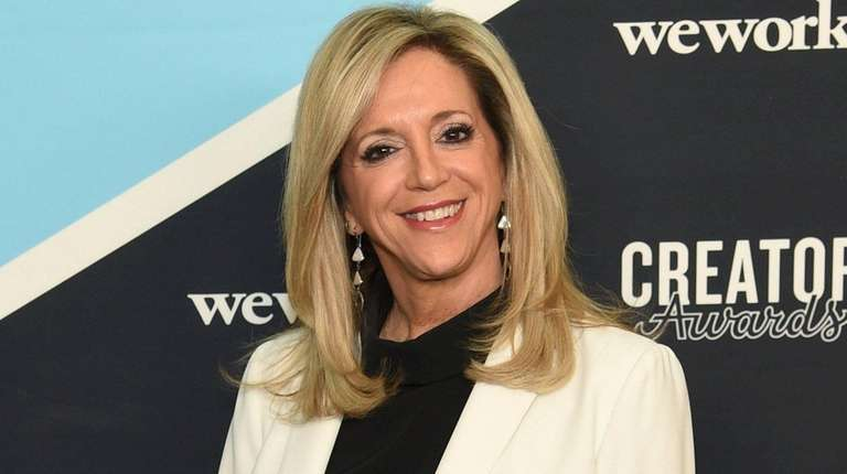 Joy Mangano attends a WeWork event at Madison