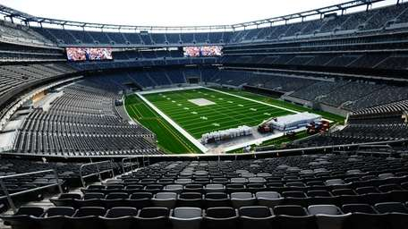 The Jets and Giants will both play home