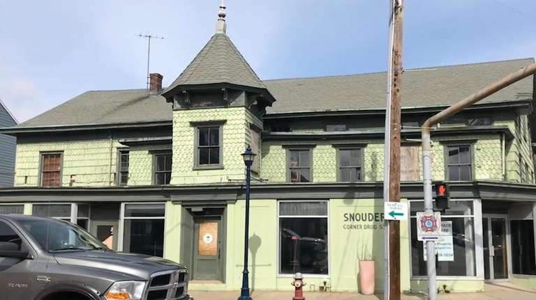 Preservationists and community leaders are fighting to save