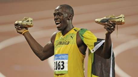 Jamaica's Usain Bolt in an undated file photo.