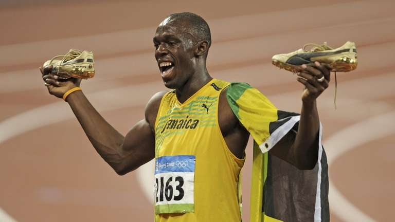 Jamaica's Usain Bolt in an undated file photo.