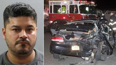 Roy Gomez, 39, was charged with drunken driving