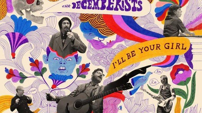 The Decemberists' new studio album is called