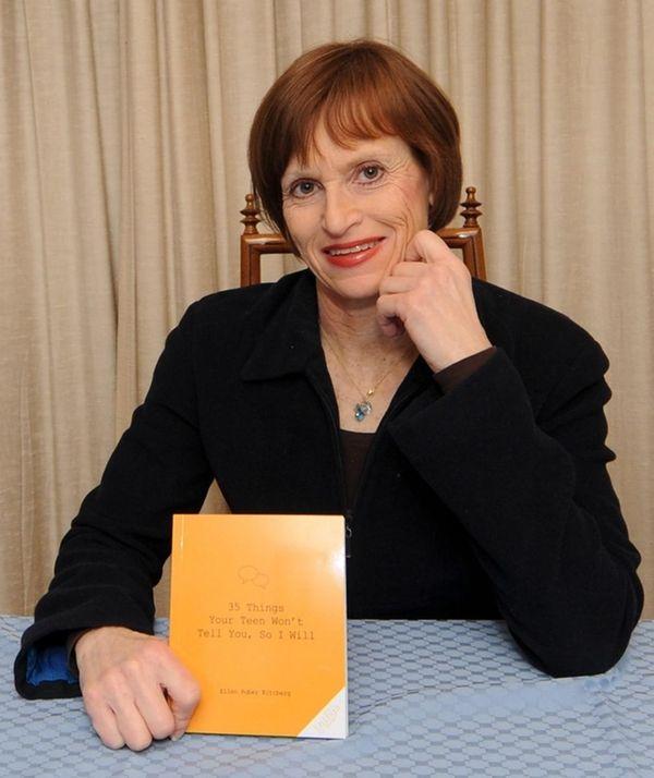 Ellen Pober Rittberg, author of soon to be