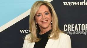 Long Island inventor and entrepreneur Joy Mangano is