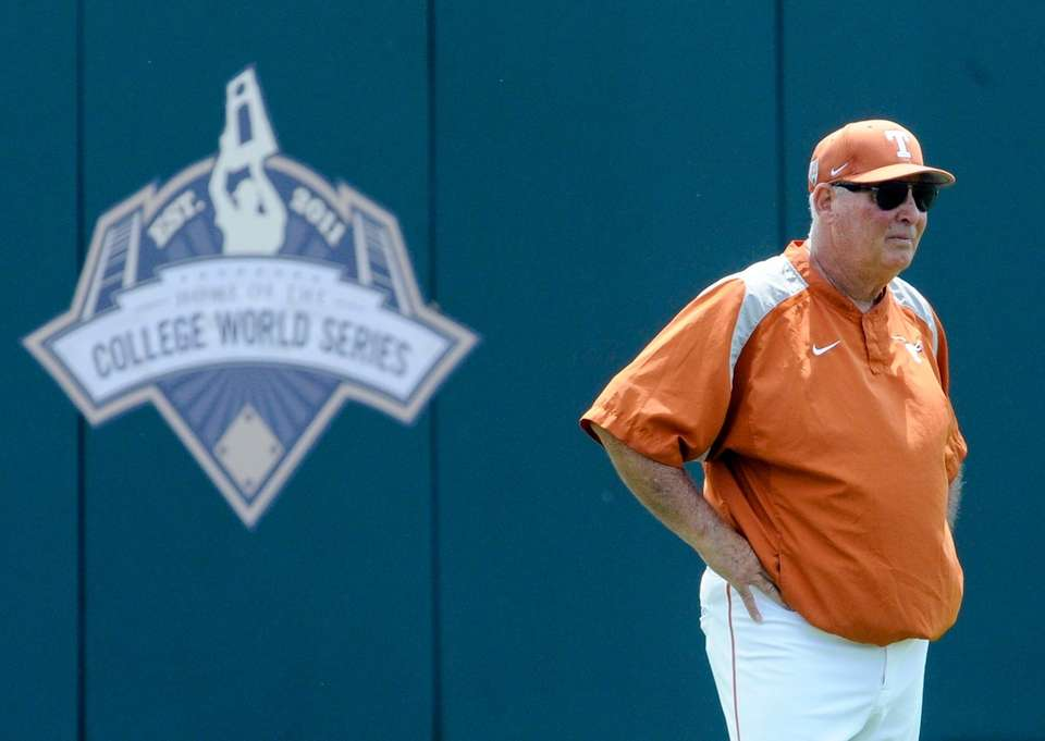 Garrido, who won five College World Series titles