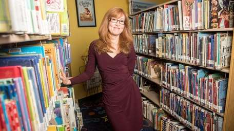 Deborah Degrassi has worked at Bellmore Memorial Library