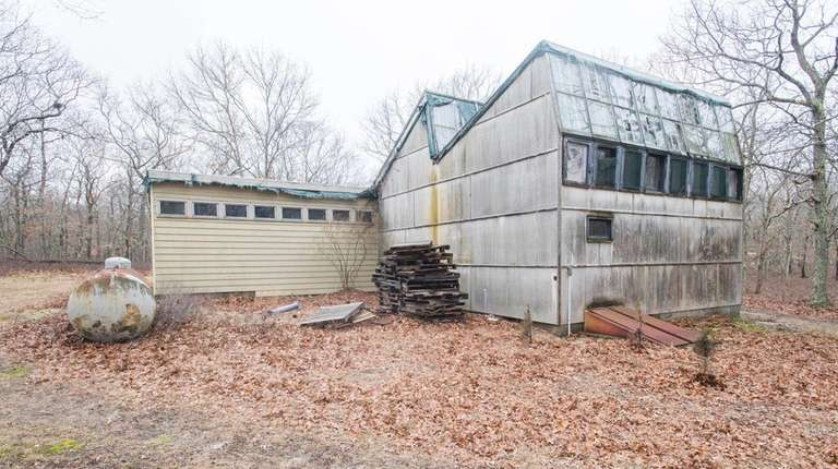 East Hampton Town purchased the former studio of